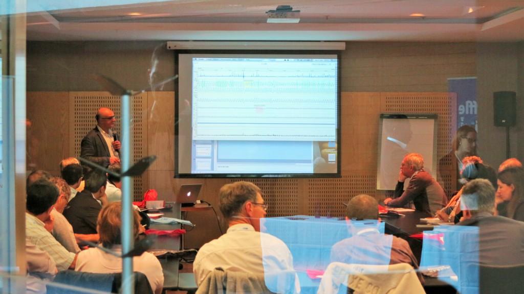 Session atelier - SOMNOFORUM 2014 à Barcelone